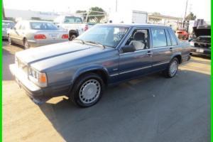 1989 Volvo 740