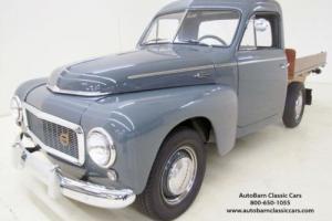 1959 Volvo Pickup 445 -- Photo