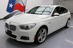 2013 BMW 5-Series 550I GRAN TURISMO M-SPORT PANO NAV HUD