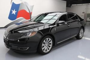 2015 Lincoln MKS CLIMATE SEATS BLUETOOTH REAR CAM