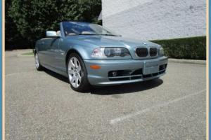 2002 BMW 3-Series 325Ci Sport Package