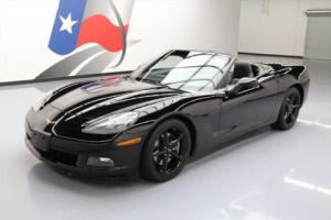 2011 Chevrolet Corvette 2LT CONVERTIBLE 6-SPEED PWR TOP Photo