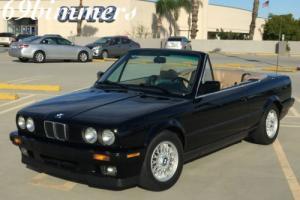 1993 BMW 3-Series 325ic