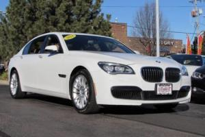 2014 BMW 7-Series M Sport Executive Pkg