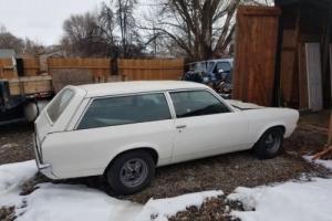 1971 Chevrolet Other kamback
