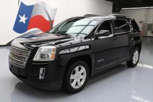 2013 GMC Terrain SLT-1 HTD LEATHER NAV REAR CAM