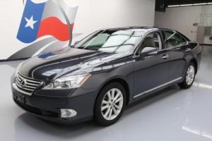 2010 Lexus ES 350 CLIMATE SEATS SUNROOF NAV REAR CAM