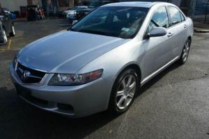 2005 Acura TSX Base 4dr Sedan