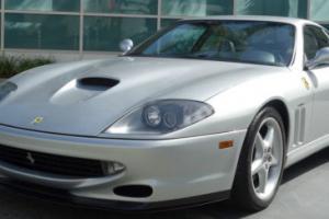 2000 Ferrari 550 550 MARANELLO