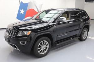 2015 Jeep Grand Cherokee LTD 4X4 LEATHER REAR CAM