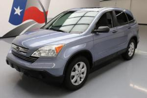 2009 Honda CR-V EX SUNROOF CRUISE CTRL ALLOY WHEELS