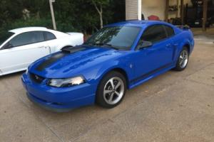 2003 Ford Mustang Mach 1 Photo
