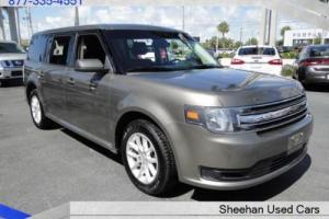 2014 Ford Flex SE Sporty Fun 1 Owner 7 Passenger w/CLEAN Carfax!