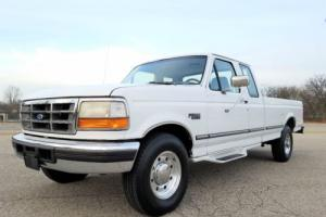 1997 Ford F-250 XLT Heavy Duty