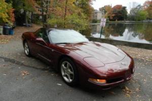 2003 Chevrolet Corvette --