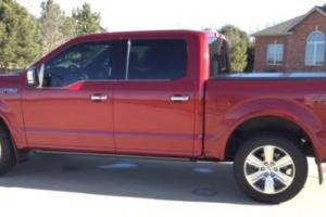 2015 Ford F-150 Platinum Fx4