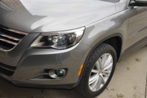 2011 Volkswagen Tiguan SEL Premium 4Matic