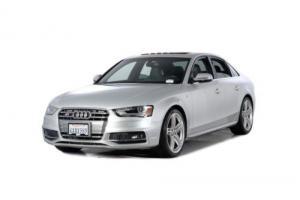 2013 Audi S4 3.0T Premium Plus