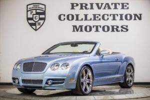 2008 Bentley Continental GT 1 Owner