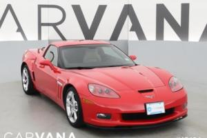 2011 Chevrolet Corvette -- Photo