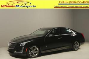 2014 Cadillac CTS 2014 V SPORT NAVIGATION LEATHER   BREMBO