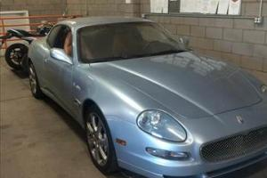 2005 Maserati Coupe Cambiocorsa Coupe 2D Photo