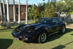 Chevrolet C3 Corvette Stingray 1979