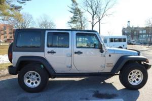2014 Jeep Wrangler Sport S package