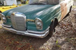 mercedes   classic   finnie  220s