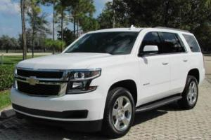 2016 Chevrolet Tahoe LT 4x2 4dr SUV