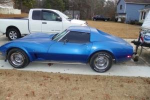 1974 Chevrolet Corvette t- tops