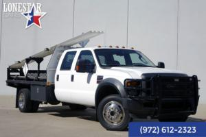 2008 Ford F-550 XL Reading Bed 4x4 Crew Cab