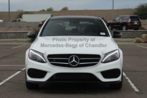 2017 Mercedes-Benz C-Class C 300 Sedan