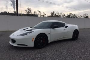 2013 Lotus Evora 2dr Coupe S 2+2