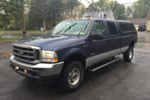 2004 Ford F-350 1