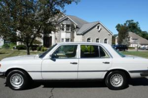 1980 Mercedes-Benz S-Class