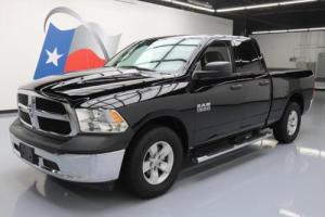 2014 Dodge Ram 1500 TRADESMAN QUAD 6PASS SIDE STEPS