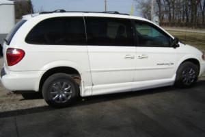 2002 Dodge Grand Caravan IMS Rampvan