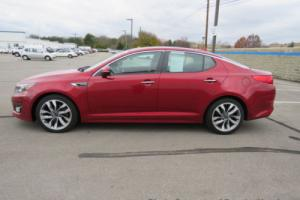 2014 Kia Optima 4dr Sedan SX Turbo