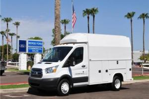 2017 Ford Transit Connect 501A Photo