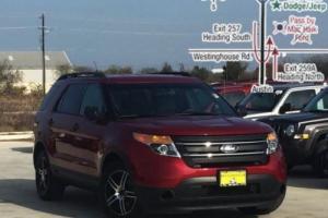 2013 Ford Explorer Base Photo