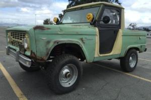 1966 Ford Bronco Photo