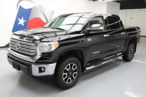 2014 Toyota Tundra LTD CREWMAX TRD 4X4 LEATHER NAV