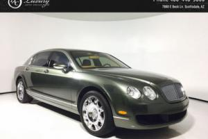 2006 Bentley Continental Flying Spur w/ Executive 4-Place Seating