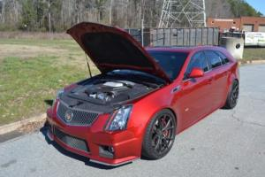2014 Cadillac CTS V SUPERCHARGED