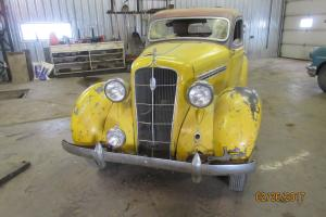 1935 Plymouth 4 door sedan  | eBay Photo
