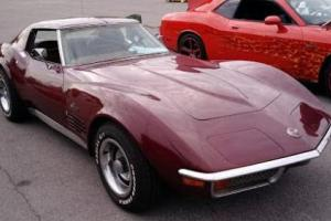 1972 Chevrolet Corvette Photo