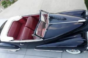 1946 Cadillac DeVille Convertible Photo