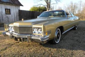 1974 Cadillac Eldorado Photo