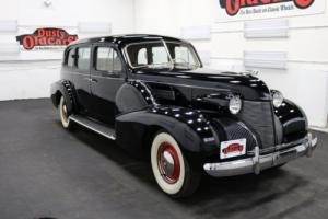 1939 Cadillac 75 Elegant Stately Ex Sedan Limo 346V8 3spd man Photo